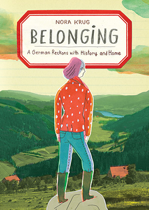 Cover - Belonging