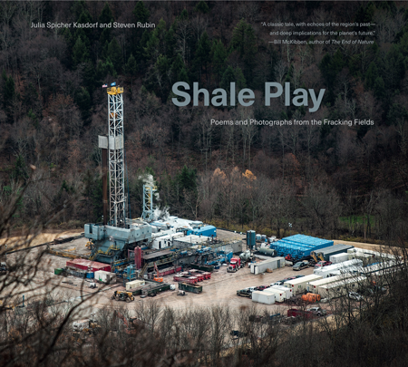 Shale Play - cover of Route1Reads 2021 book