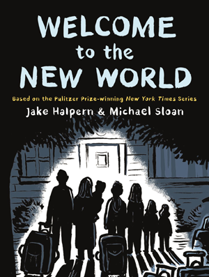 Welcome to the New World cover