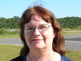 Nancy Springer / photo courtesy of Online Resource.
