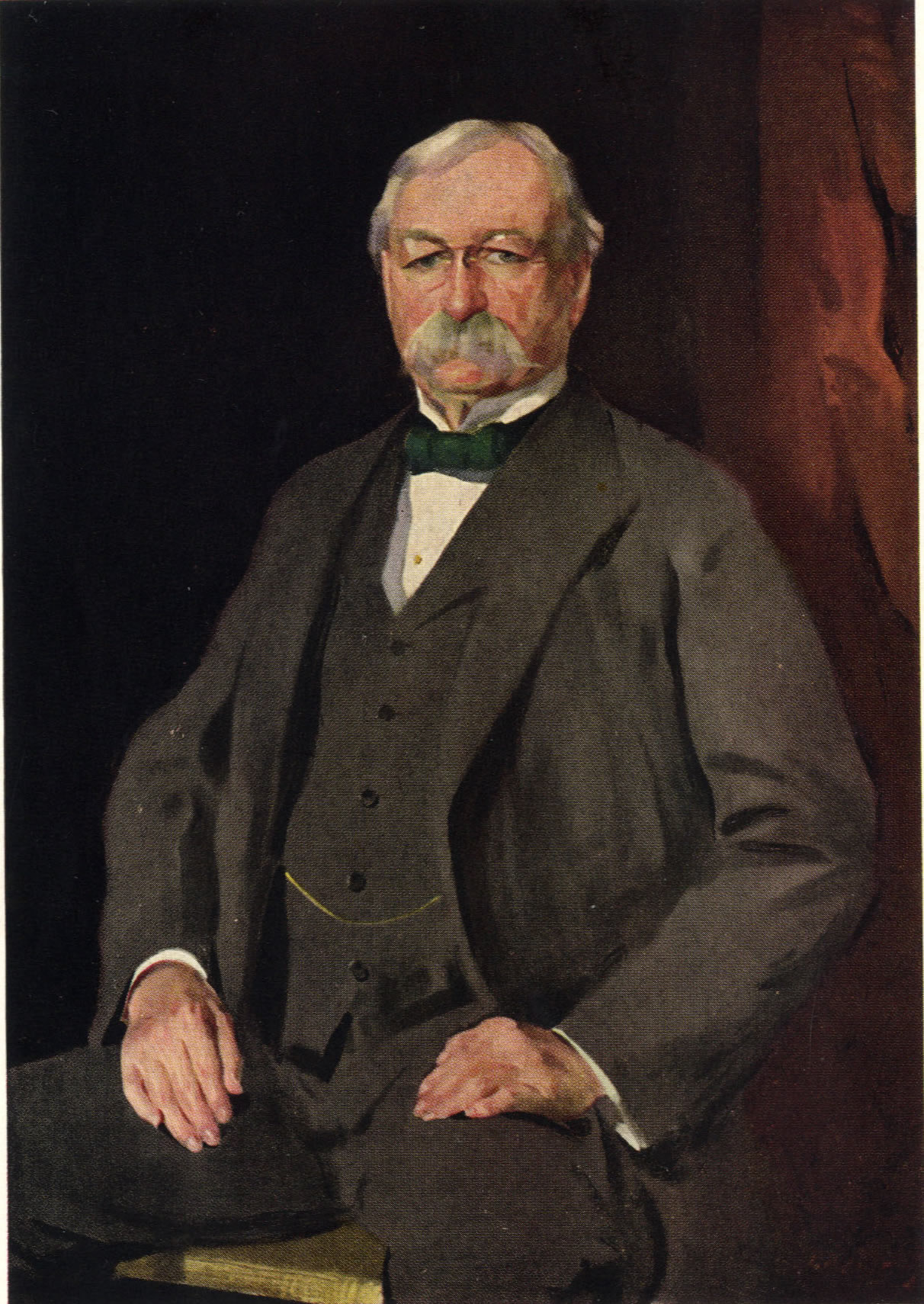 Portrait of N.W. Ayer