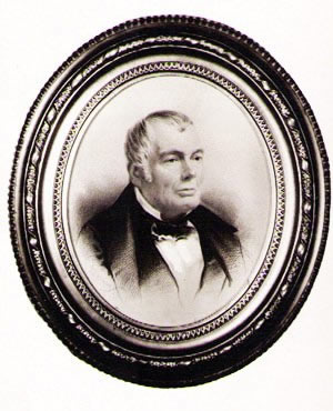 Portrait of John LaPorte