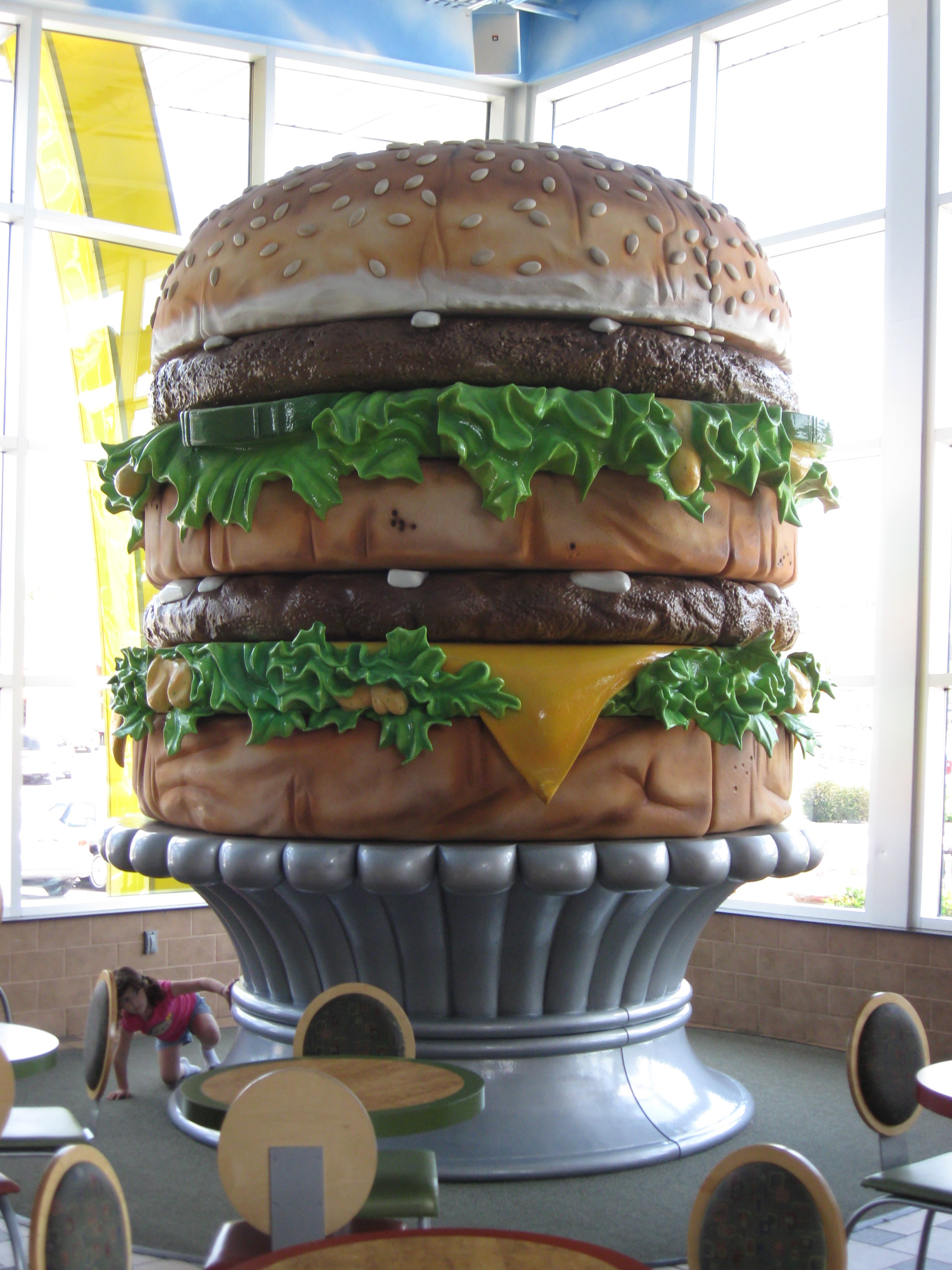 World's Largest Big Mac