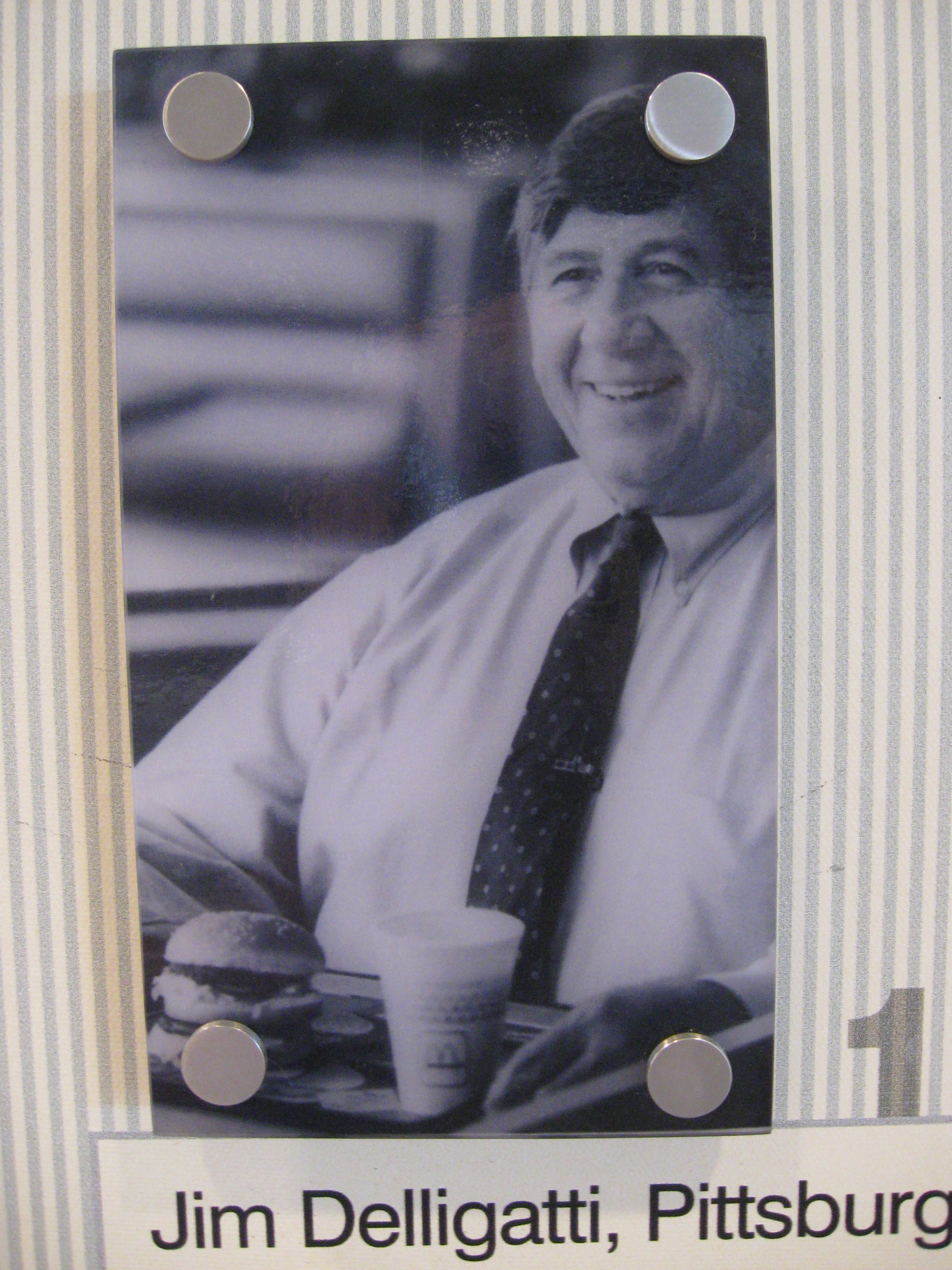 Photo of Jim Delligatti