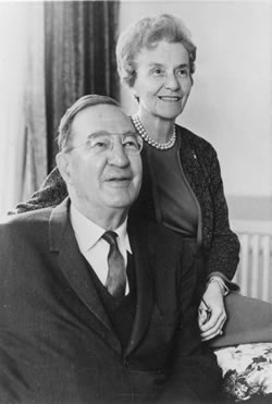 Stuart Mudd and his Wife
