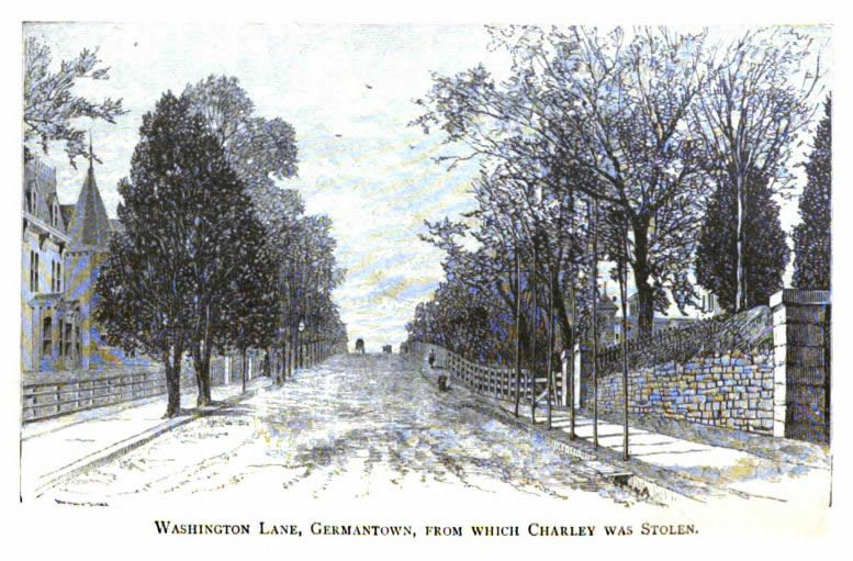 Washington Lane, Site of Charley Ross' Kidnapping