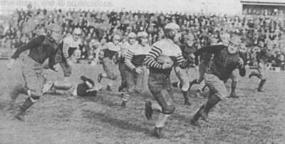 Guy Chamberlain Running Play