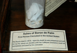 The Ashes of Baron Palm