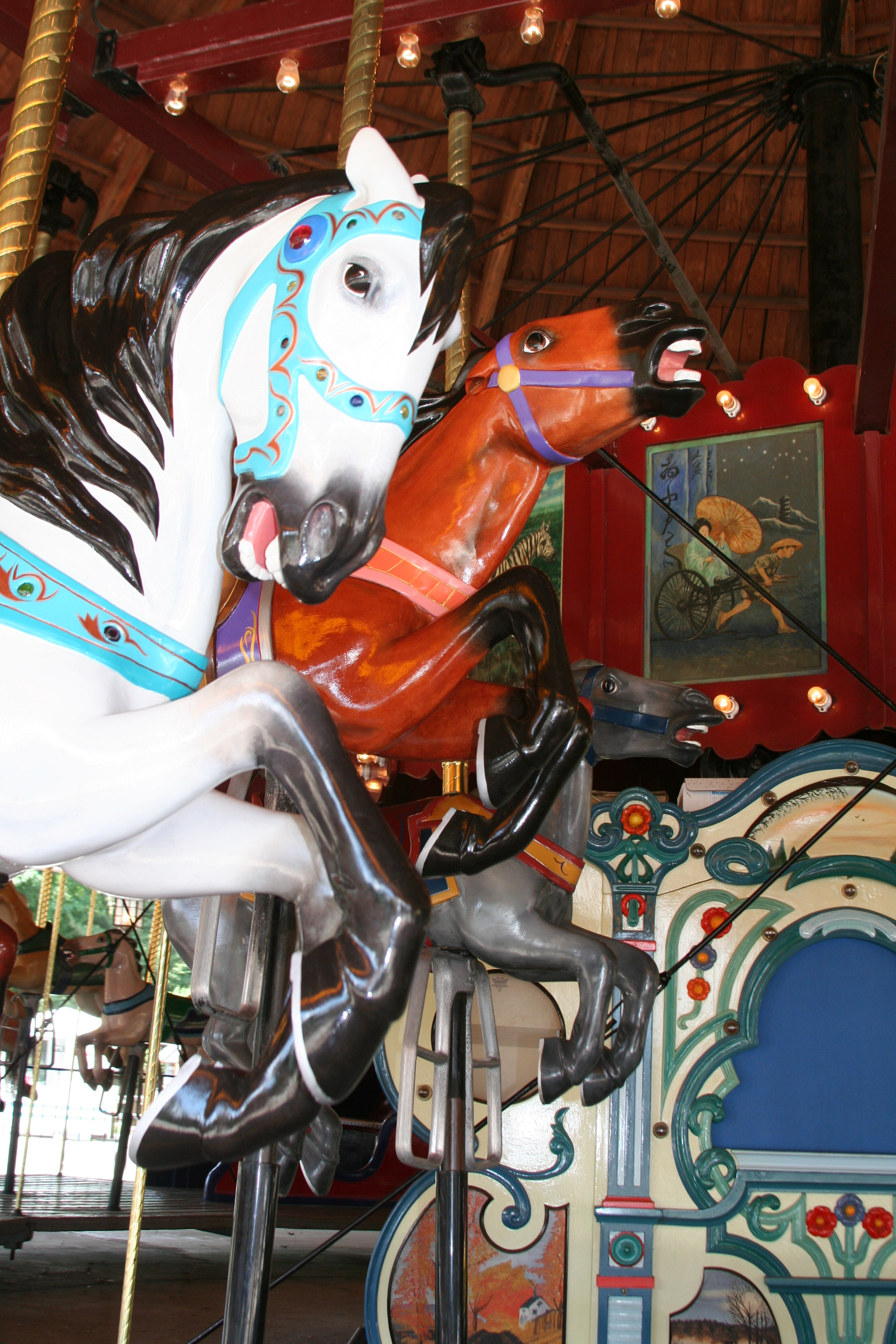 Carousel at Del Grosso's