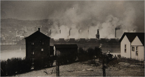 Smokestacks Over Donora