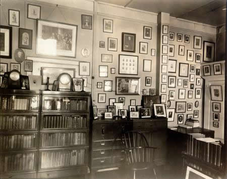 Edgar Fahs Smith Collection in the 1920s