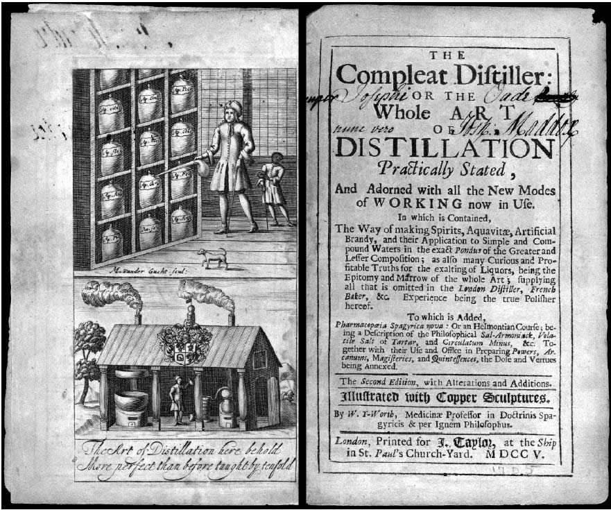 The Compleat Distiller from the Edgar Fahs Smith Collection