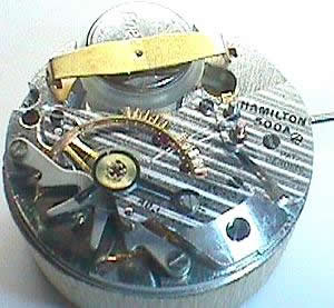 Hamilton Watch Battery Works Model 500a
