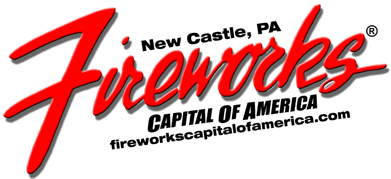 Fireworks Capital of America Logo