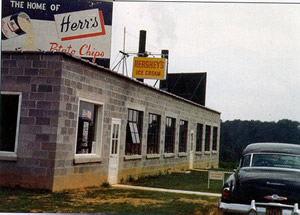 Early Herr's Store