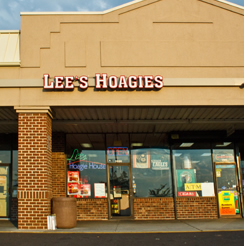 Lee's Hoagie House