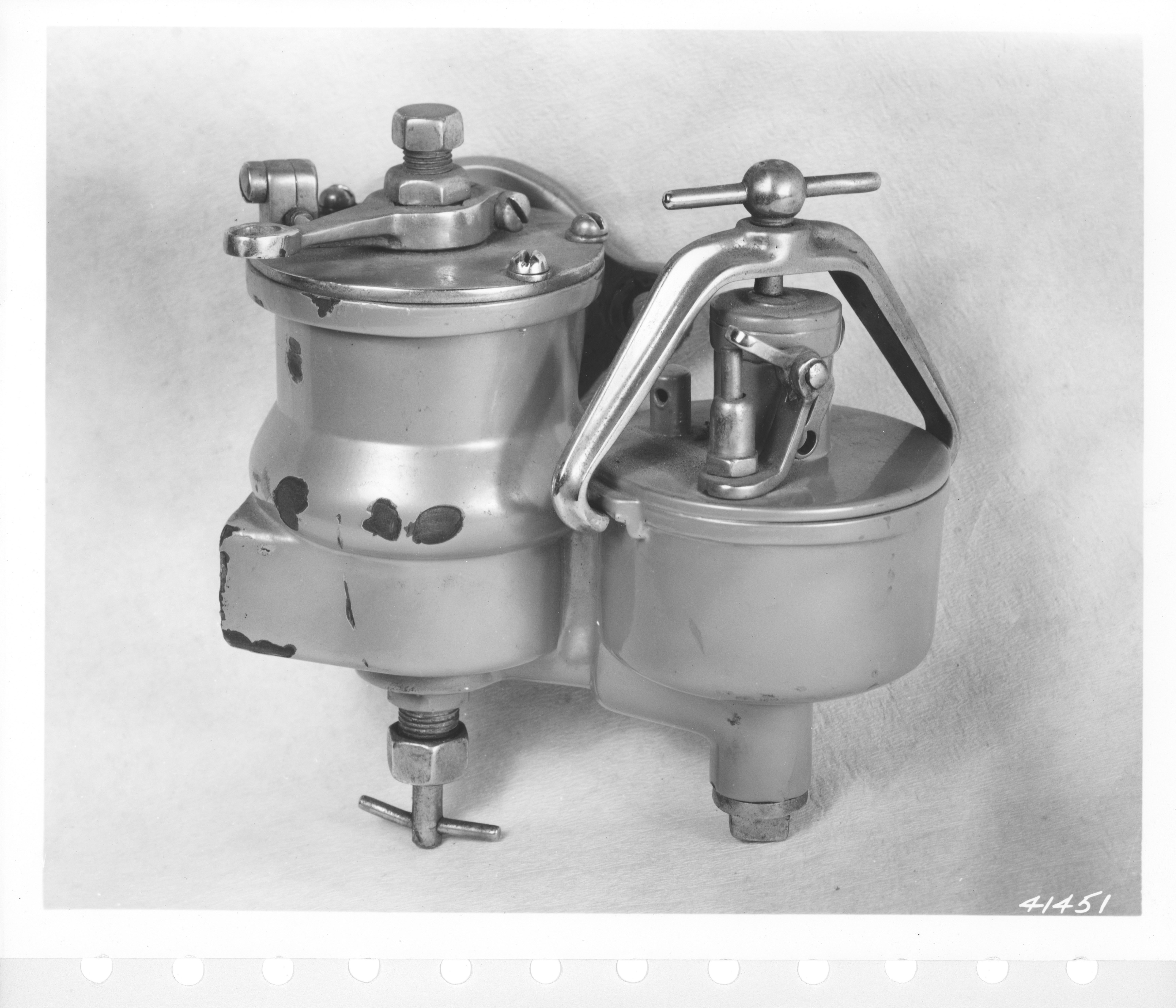 A Holley Carburetor
