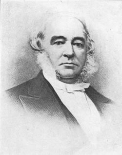 Portrait of John Edgar Thomson
