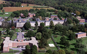 Aerial View of Danville State Hospital
