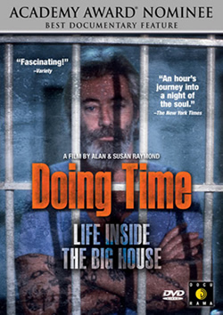 Doing Time DVD Cover