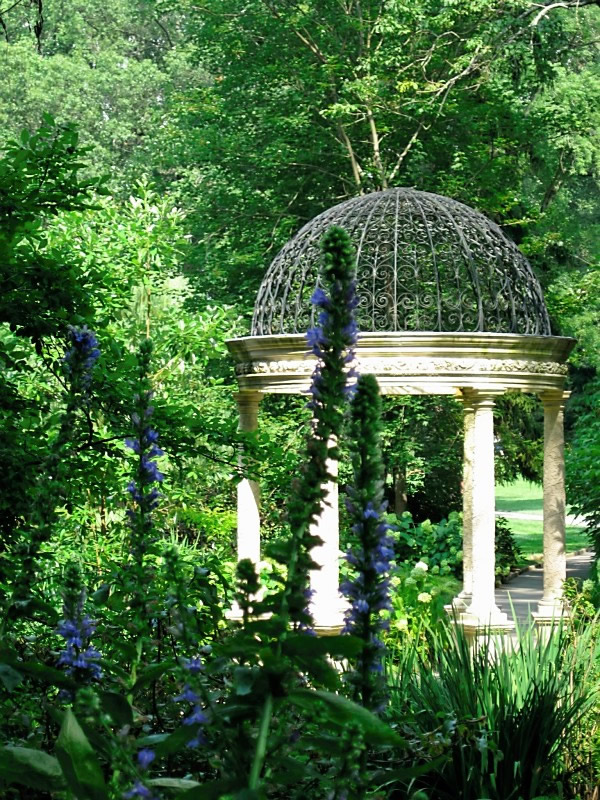 Gazebo at Longwood