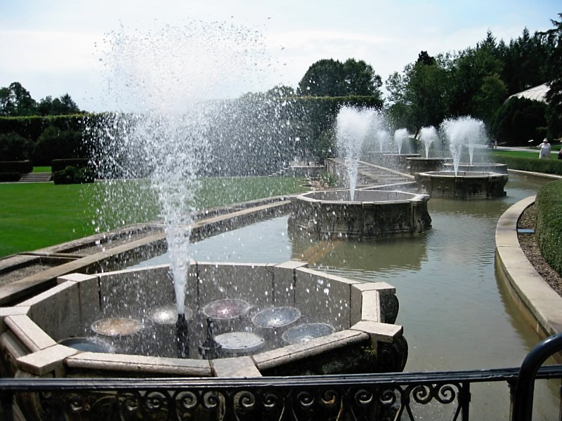Main Fountain Garden at Longwood Gardens