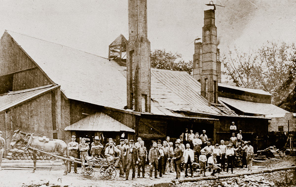 Brandywine Iron Works and Nail Factory