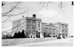 Mont Alto's Science Hall