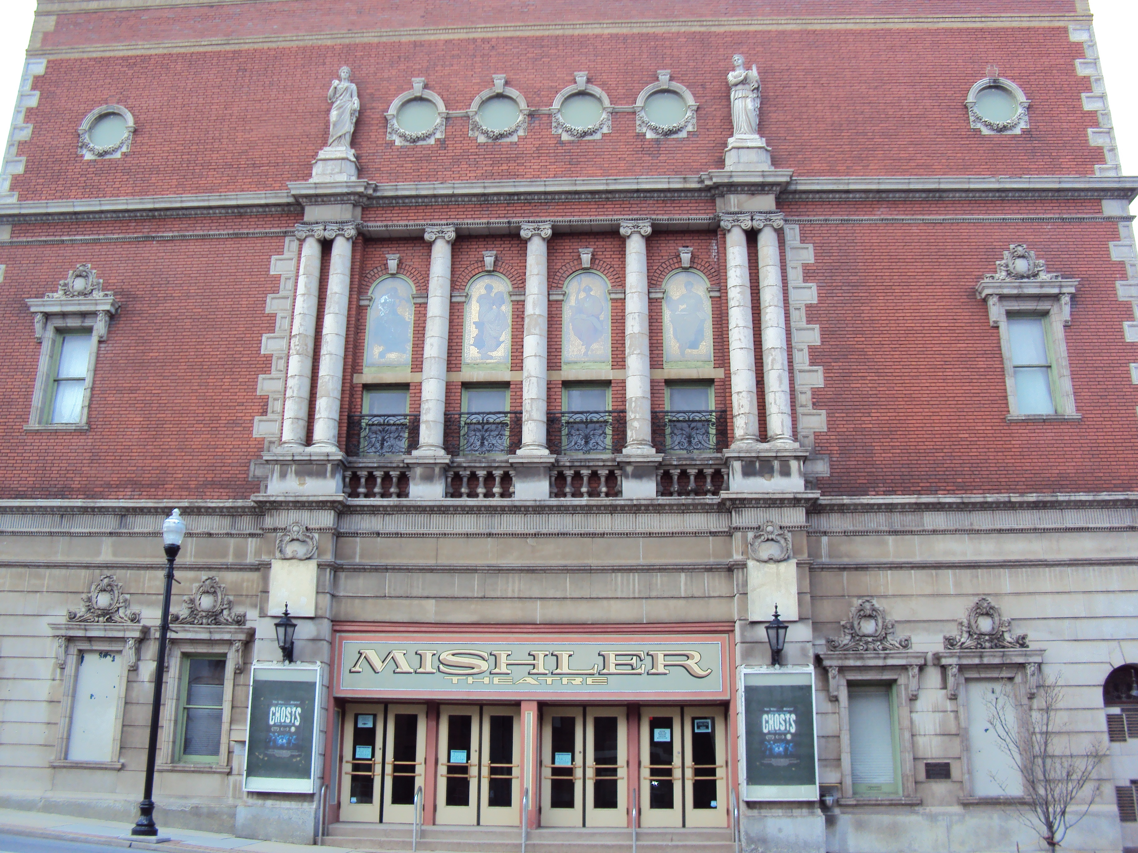 The Mishler Theatre today