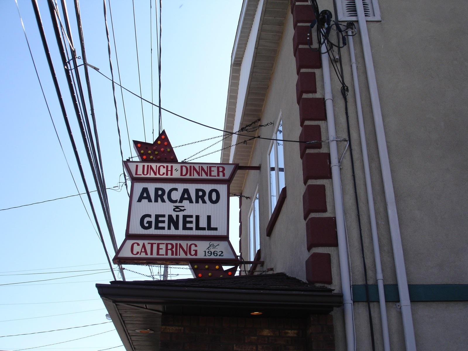 Arcaro and Genell Sign