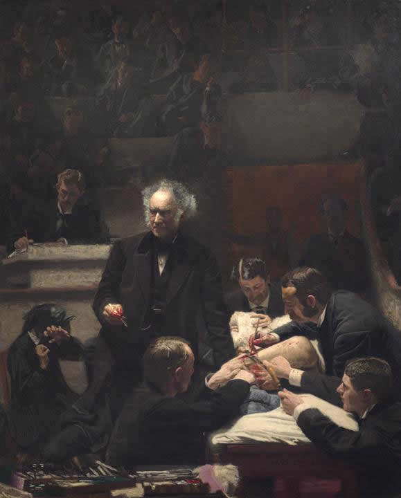 Thomas Eakins' The Gross Clinic