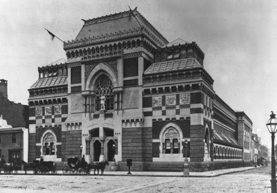 Second Building of the PAFA