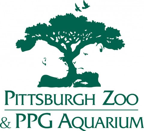 Logo for the Pittsburgh Zoo and PPG Aquarium