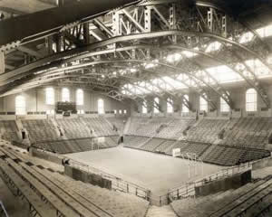 The Palestra Interior in 1927