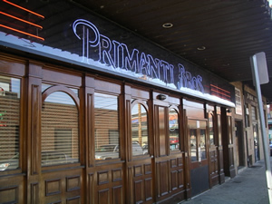 Primanti Brothers Entrance