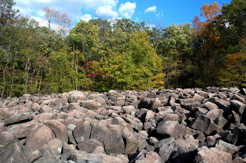 The Boulder Field