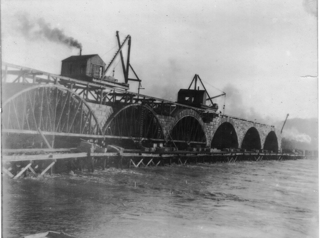 Building the Rockville Bridge