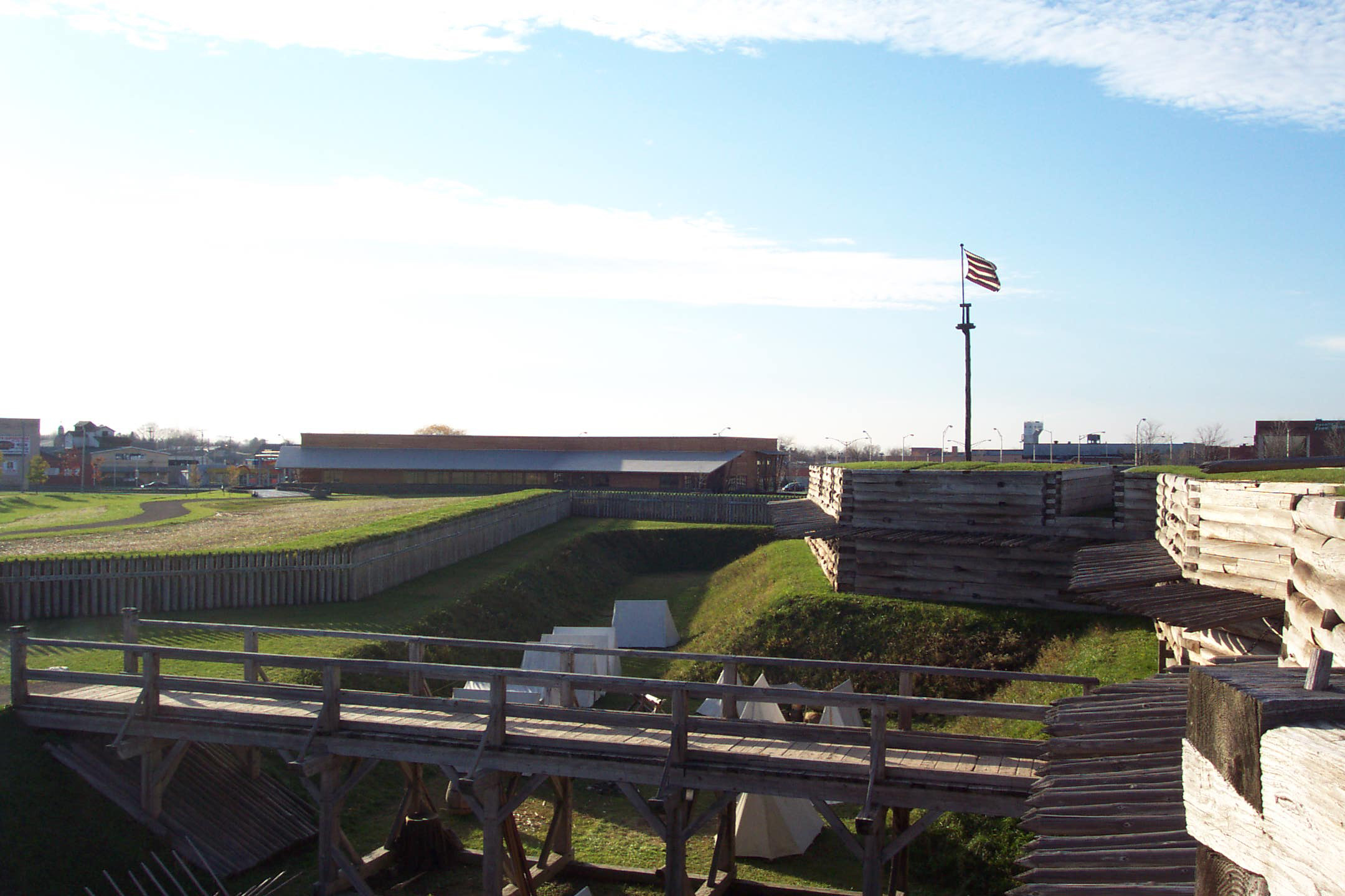 Fort Stanwix Today