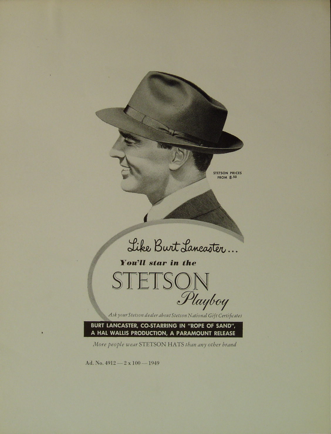 Stetson  The Eastern Hat That Tamed the West  2e5efee8f47e