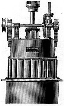 John B. McCormick's Mixed Flow Water Turbine