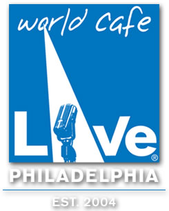 Logo of Philadelphia's World Cafe Live