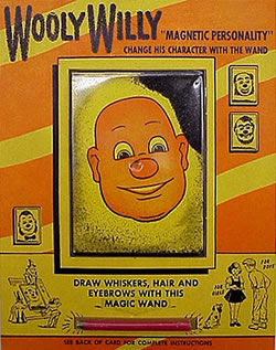 Wooly Willy Game