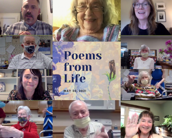 2021 Poems from Life Virtual Event - May 20, 2021