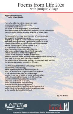 Poem - Appalachian Ecotone