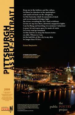Pittsburgh As Self-Portrait I