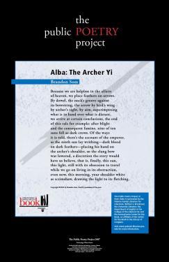 Alba: The Archer Yi