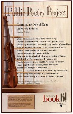 Courage, or One of Gene Horner's Fiddles