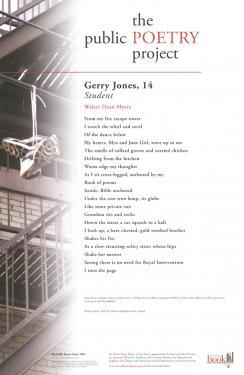 Gerry Jones, 14