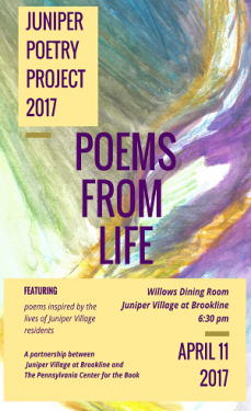 Poems from Life 2017