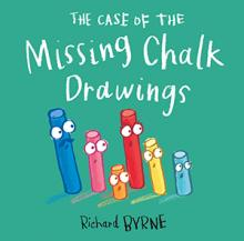 The Case of the Missing Chalk Drawings
